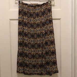 Fat Face wrap skirt